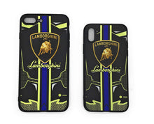 TechGearClothing Exclusive Lamborghini Car Auto Design Cell Phone Cases For Iphone X and Iphone 7/8 Plus