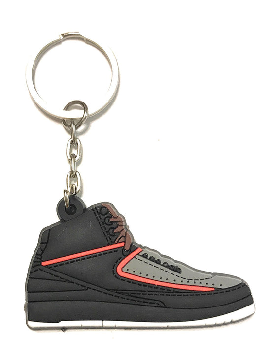 Shoe Keychains AJ- Retro 2 Sneaker Basketball Shoes