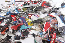 Jordan Retro Selector Pack - 20 Silicone Rubber Keychains - Retros