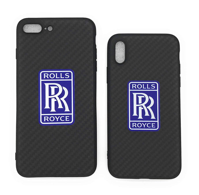 TechGearClothing Exclusive Rolls Royce Car Auto Design Cell Phone Cases For Iphone X and Iphone 7/8 Plus