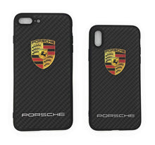 TechGearClothing Exclusive Porsche Car Auto Design Cell Phone Cases For Iphone X and Iphone 7/8 Plus