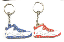 Shoe Sneaker Keychains AJ-10 Retro 3 and 2 Pack