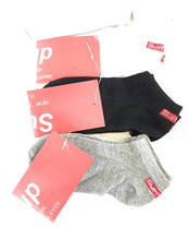 Supreme Socks Soft Athletic Ankle Socks Comes With Box 3 Different Styles Supreme