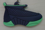 Air Jordan Retro 15 Shoe Keychain