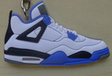 Air Jordan Retro 4 Shoe Keychain