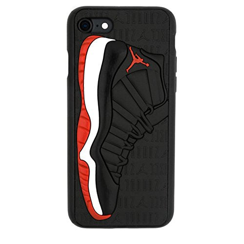 Air Jordan 3D Textured Sports Phone Case for IPHONE and Galaxy S10