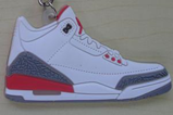 Air Jordan Retro 3 Shoe Keychain