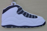 Air Jordan Retro 10 Shoe Keychain