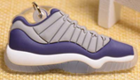 Air Jordan Retro 11 Shoe Keychain