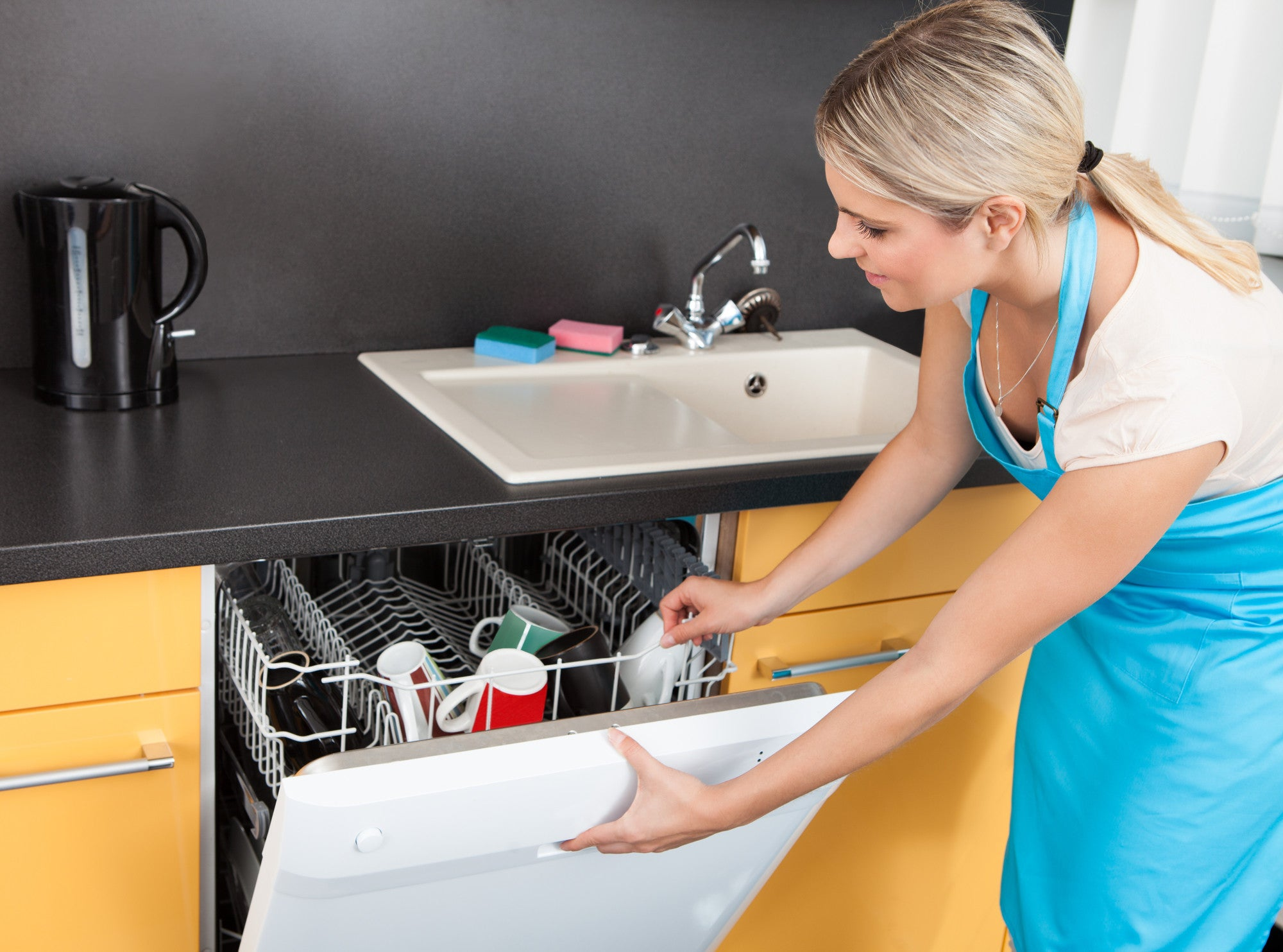 How to load your dishwasher like a pro