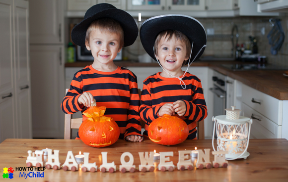Halloween 2017 & Autism - 16 tips to Enjoy Halloween with your Child