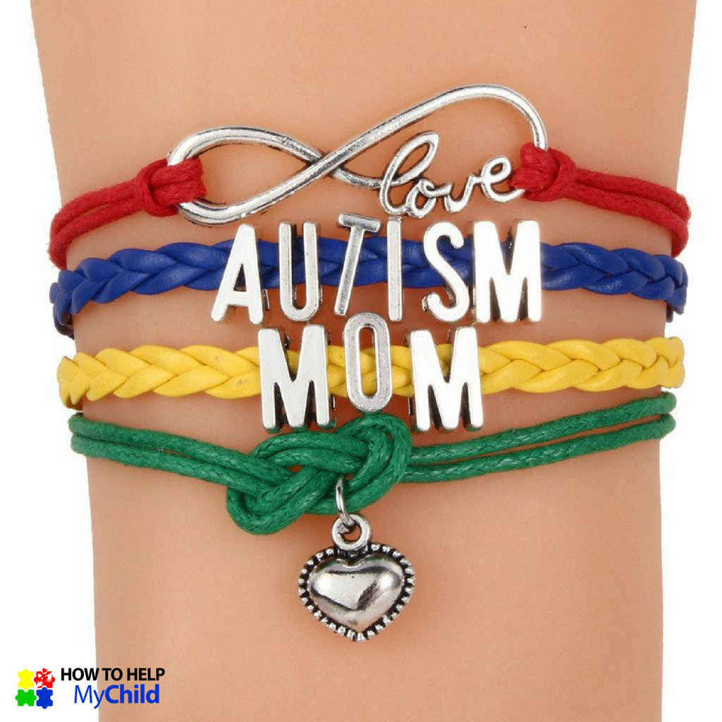 awareness products bracelet autism wristband the piece image puzzle alert winner coloured