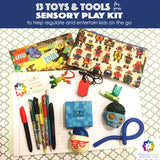 13 Toys & Tools for your Sensory Play Kit