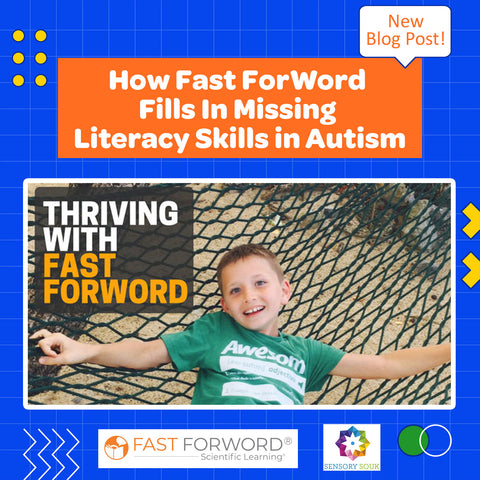 How Fast ForWord Fills In Missing Literacy Skills in Autism: One Mom's Story