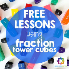 Learning with Fraction Tower Cubes