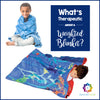 What's Therapeutic About a Weighted Blanket?
