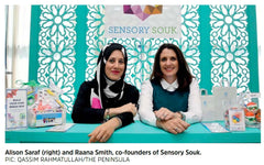 Sensory Souk: A unique store for children with additional needs