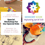 Sensory-Friendly Gallery Tour & Art Class