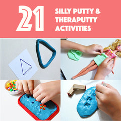 21 Silly Putty & Theraputty Activities
