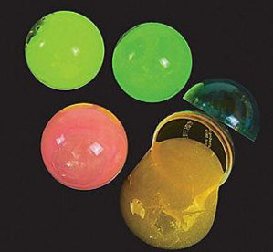 Glow in the Dark Bouncing Putty
