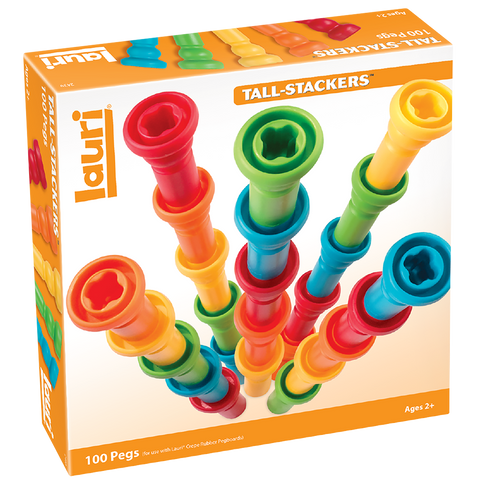Tall-Stackers 100 Pegs