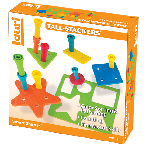 Tall-Stackers Smart Shapes