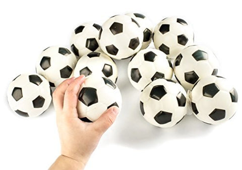 Soccer Squeeze Ball