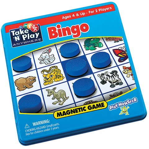 Bingo Magnetic Game