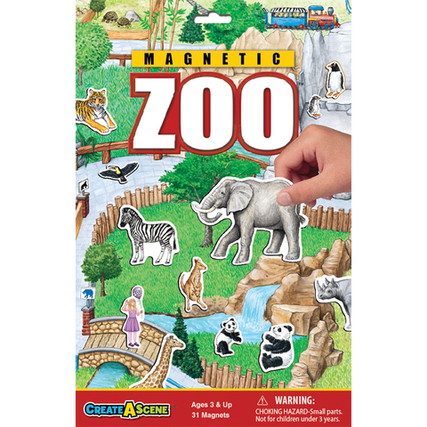 Create A Scene Magnetic Zoo