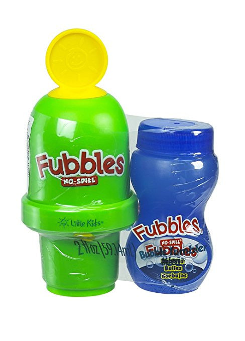Fubbles No-Spill Mini Bubbles