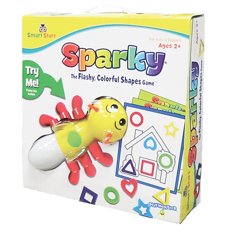 Sparky Shapes Game