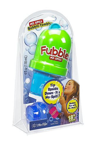 Fubbles No-Spill Bubble Tumbler