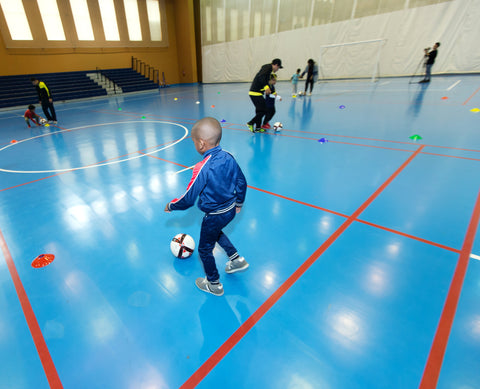 Qatar Foundation Ability-Friendly Sports: Football