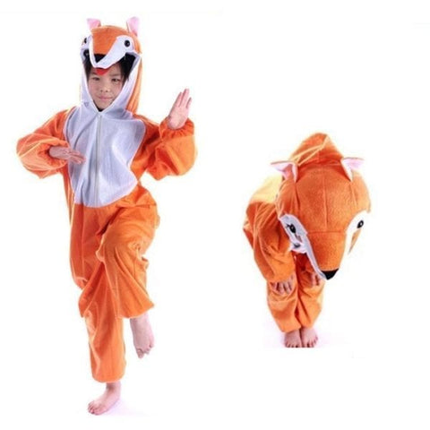 Costume-Fox Animal Costume