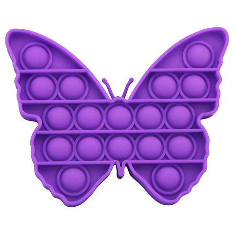 Butterfly Pop Bubble Fidget (Pop It)