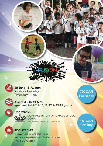Summer Camp: Compass International School