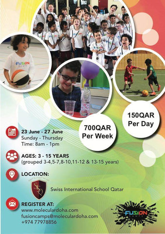 Summer Camp: Swiss International School Qatar