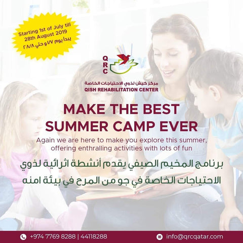 Summer Camp: Qish Rehabilitation Center