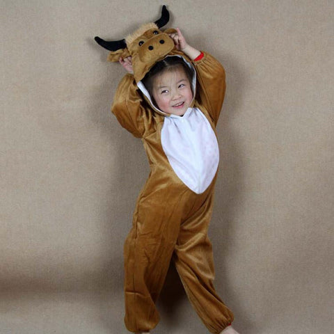 Costume-Ox Animal Costume