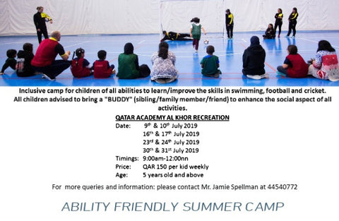 Summer Camp: Qatar Academy Al Khor Recreation