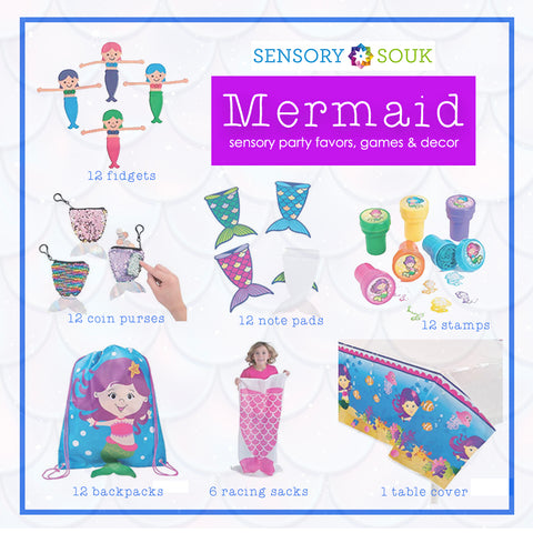 Sensory Party: Mermaid