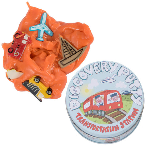Discovery Putty: Transportation Station (soft)