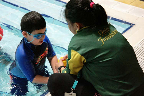 Qatar Foundation Ability-Friendly Sports: Swimming