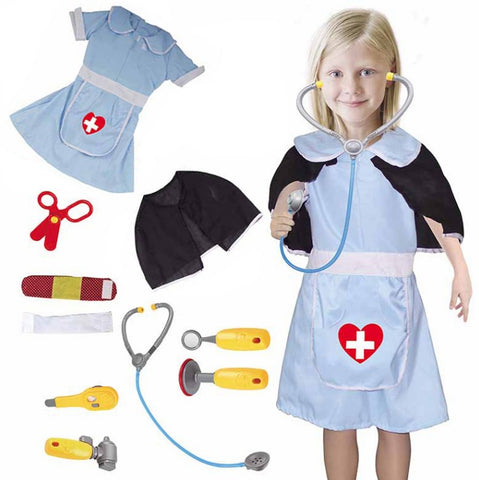 Costume-Female Doctor Set