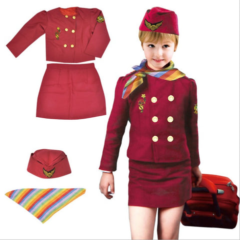 Costume-Air Hostess