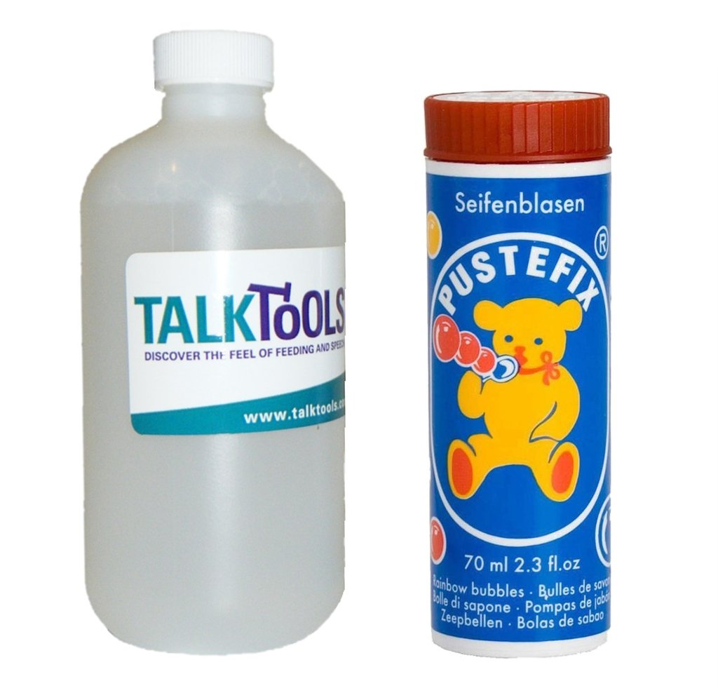 TalkTools Bubble Tube and Bubble Tube Refill
