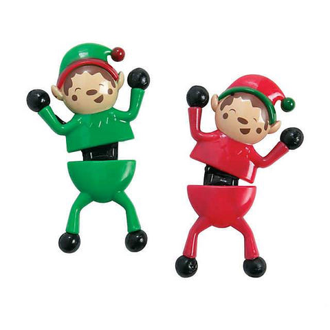 Christmas Elf Wall Tumblers