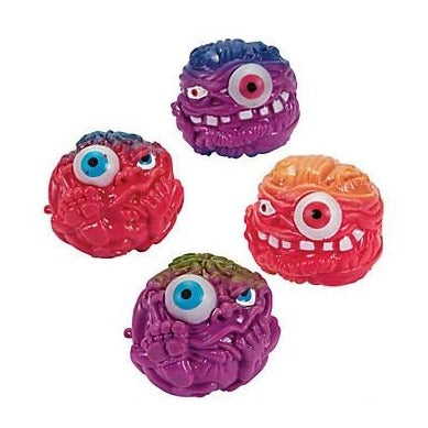 Crazy Monster Squeeze Ball