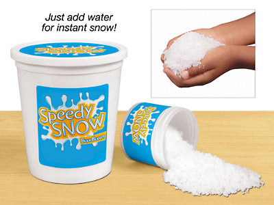 Speedy Snow-10 oz