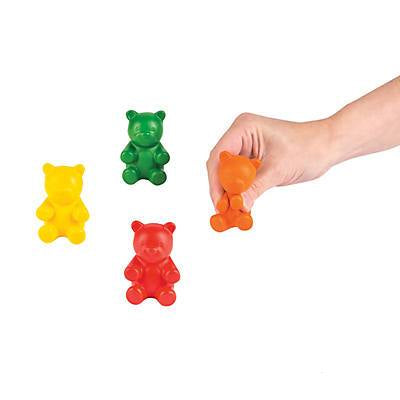 Squeeze Ball Gummy Bear